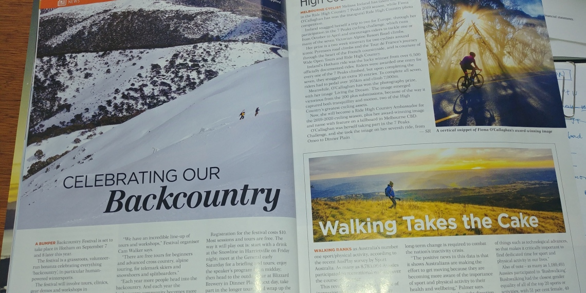 Outdoor magazine July 2019